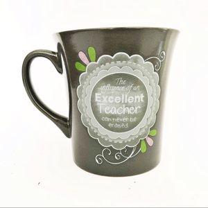 Excellent Teacher Coffee Mug With Bible verse